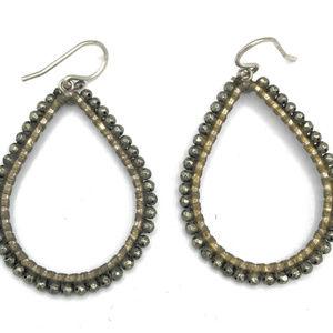 W2780 Silpada ELATE Earrings (b)